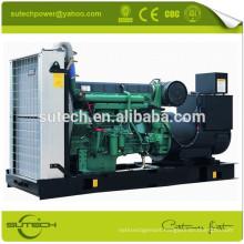 Prime power 400Kw Volvo electric Generator, Volvo engine, Stamford alternator and Deepsea control panel