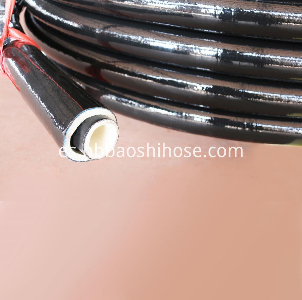 HP Reinforced Gas Pipe