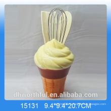 Кухонный декор для керамической посуды в форме мороженого