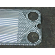 Vicarb Vu8 Rubber Gasket Heat Exchanger Plate