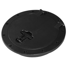 8 Inch Hole Diameter Round Deck Plate Kit