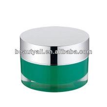 Роскошный косметический акриловый крем Jar 2мл 5мл 10мл 15мл 20мл 30мл 50мл 100мл 150мл 300мл