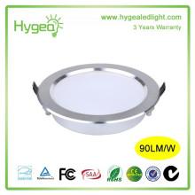 5w 7w 10w 12w 15w 20w 24w Downlight économiseur d'énergie Downlight down haute puissance anti-brouillard