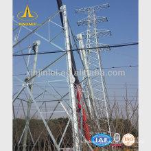 Torre de la línea eléctrica