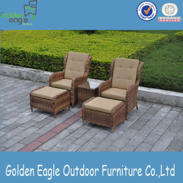 Outdoor Wicker Furniture Rattan 3 st Dining Set