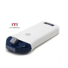4G/5G WiFi wireless color ultrasound probe machine / handheld convex linear transrectal scanner