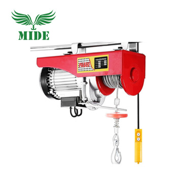 Maliit na micro electric hoist mini type PA 100-2000