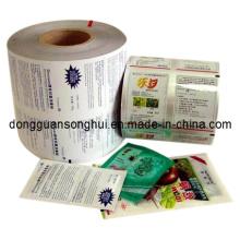 Plástico Pesticida Embalagem Filme / Flor Fertilizante Filme / filme de plástico Roll