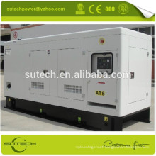 Super silent 150Kva 1006A-TAG2 diesel engine generator with Stamford alternator