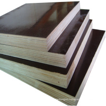Wholesale Vietnam Black Film Faced Poplar Plywood for Building Constructions