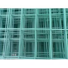 Feuille métallique soudée en PVC