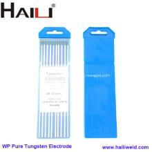 Eletrodo de tungstênio puro WP 2,4 mm x 175 mm