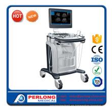 Sistema de diagnóstico de máquina ultrasonido Digital médica