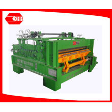 Metal Slitting Machine with Straightening and Cutting Device