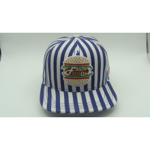 Sandwich Custom 100% Acrylic Embroidery and Patch Snapback Cap (ACEK0073)