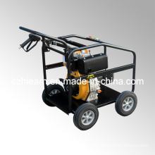 Diesel Engine with High Pressure Washer and Wheels (DHPW-2600)