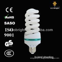 Vente chaude! lampe ampoule 6000H CE qualité d'éconergétiques spirale complète