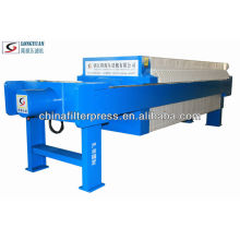 800 Series Diatomaceous Earth Chamber Filter Press