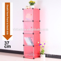 VIVINATURE DIY Large Clothes Closet Wardrobe Cabinet Cloth Shoes Storage Organizer 4-Layers 16-Drawer