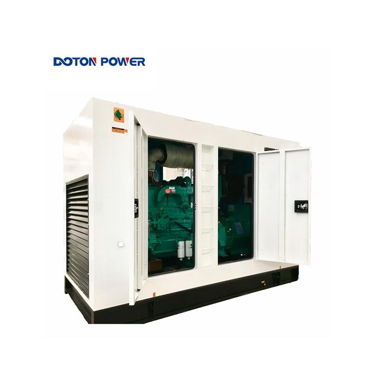 2020 groupe électrogène portatif diesel de preuve sonore superbe de générateur diesel 1000kw