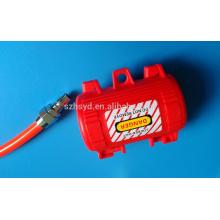 engineering polypropylene anti impact and corrosion resistance power plug lock