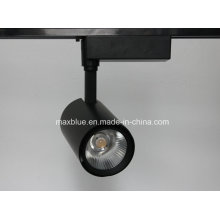 Ultra Focus Type 13/25/38 degré 20W LED Track Light