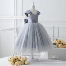 Robe de mariée pour enfants, robe de soirée exclusive et respirante, robe de soirée ED613