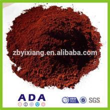 Fuente de fábrica de óxido de hierro rojo, los precios de óxido de hierro