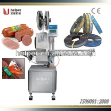 sausage linker double clipping machine