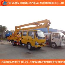 Caminhão da cubeta do caminhão 16m da plataforma alta para a venda