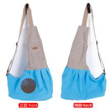 4 kg Bear Breathable Pet Dog Bag Carrier Canvas Pet Cat Sling Carrier