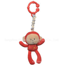 Factory Supply Baby Bed Stuffed Plush Musical Movement Hang Toy