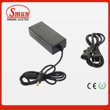 12V5a 60W adaptador de corriente de escritorio 100-240VAC