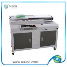 High precision automatic gluing book binding machine