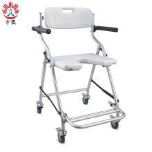 Télésiège de bain pour personnes handicapées avec les roues