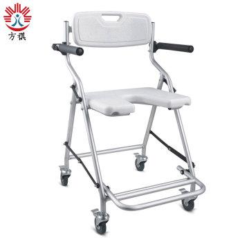 Badewannen-Sessellift für Behinderte mit den Rädern