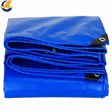 Wasserdichte Custom Green HDPE Poly Tarps