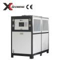Fabricante CE 10 HP venda quente no exterior transportadora de ar resfriado chiller