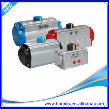 Actuador giratorio neumático de la serie AT con aluminio
