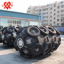 CCS SGS autorizado top quality & preço competitivo yokohama tipo pneumático doca de borracha fender