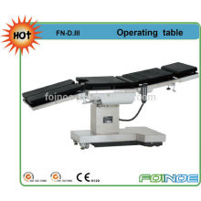 FN-D.III electric hydraulic operating table