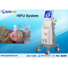 CER Approvled Hifu Weight Loss / Hifu, das Maschine / Hifu-hohe Intensitäts-fokussierten Ultraschall abnimmt