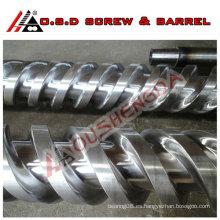 Fabricante de tornillos en China de tornillos paralelos