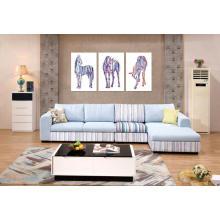 Sofá de la sala de estar de los muebles de los muebles de la casa