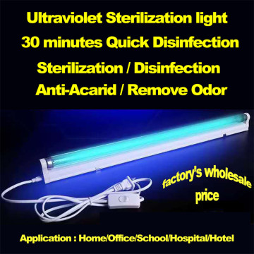 UV-Sterilisationslampe T5 Tube 14W Desinfektionslicht