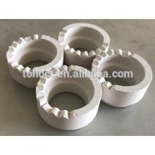 Mitad 19, 16 virola de cerámica para soldadura de pernos