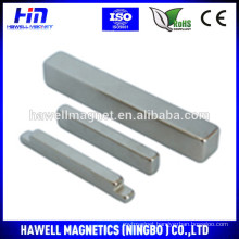 powerful rare earth bar magnet