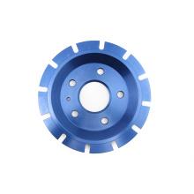 Sistema de freio do carro reabastecido veículo tampão de centro de freio China fornecedor carro-styling