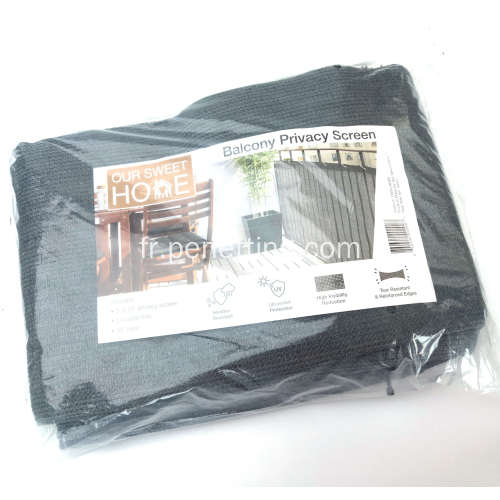 100% HDPE plastic cover balcony safety net
