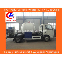 Asme Dongfeng 5.5 Cbm LPG (Liquified Petroleum Gas) Tank Truck